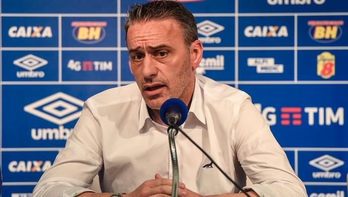 Paulo Bento; Cruzeiro (Foto: Light Press)