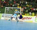 Falcão vê diferença no estilo de jogo contra Argentina e quer média de gols