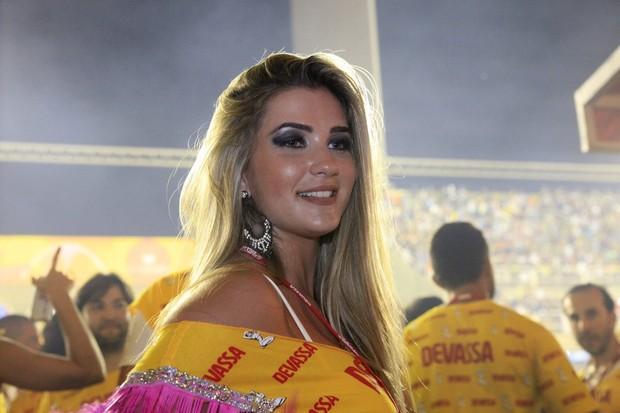 Aline BBB (Foto: Isac Luz/EGO)