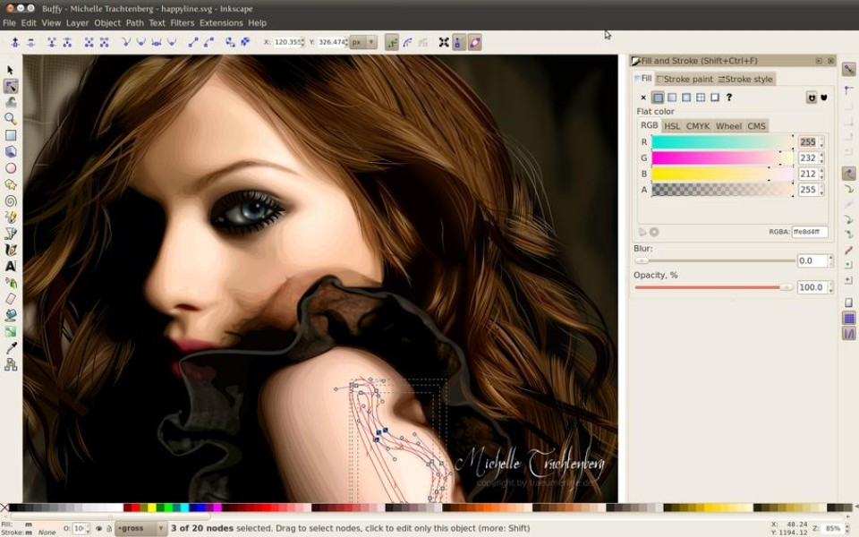Inkscape Download Techtudo
