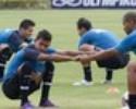 Cinco jogadores não treinam  na reapresentação do Cruzeiro