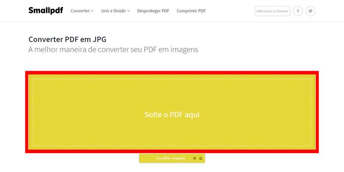 Small pdf como converter juntar dividir desproteger e comprimir site permite criar ou converter arquivos para pdf rapidamente foto reproduosmallpdf stopboris Images