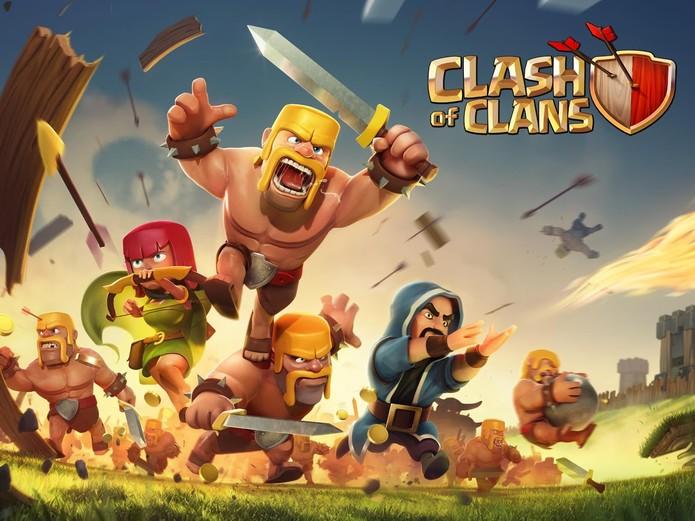 Clash of Clans (Foto: peprodução/Google Play)