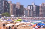 Tá curtindo o verão nas praias da Serra?