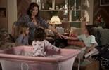 Francesca se vê obrigada a criar os filhos sem o marido