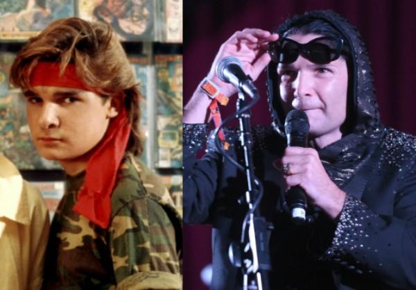 Corey Feldman contracenou com Corey Haim em 'Garotos Perdidos' (Foto: Getty Images / Reprodução)