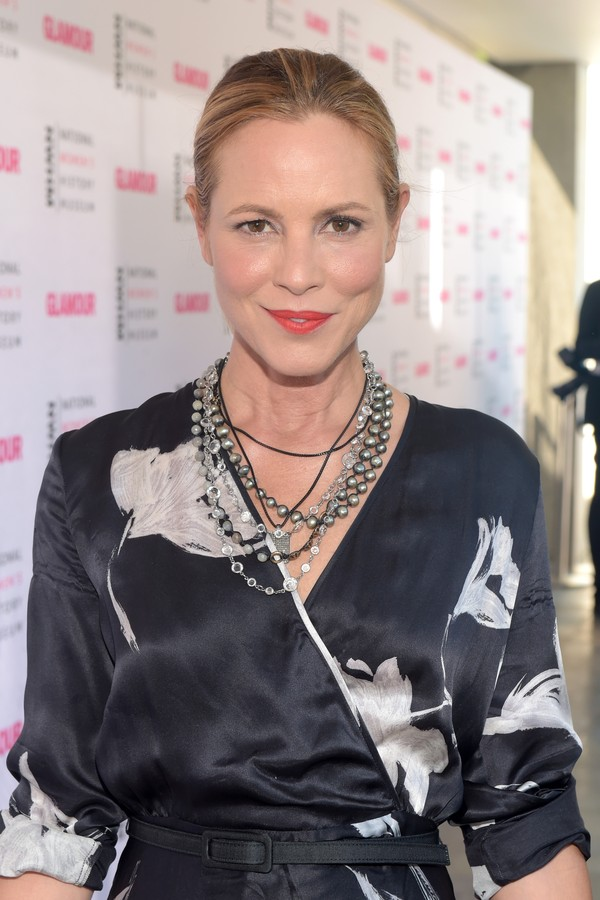 A atriz Maria Bello (Foto: Getty Images)