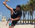 Bruno Soares dá show, e Jamie Murray surpreende no futevôlei em Miami