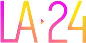 Logo Los Angeles 2024 Olimpíadas (Foto: Reprodução internet)