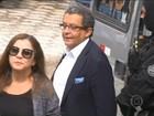 Marqueteiro João Santana e esposa prestam novo depoimento em Curitiba