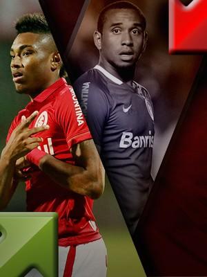 Carrossel desempenho Inter (Foto: GloboEsporte.com)