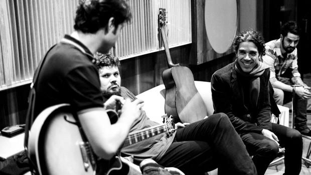 """Banda realiza três shows de lançamento do álbum """"Intertextualité"""" (Foto: Divulgação)"""