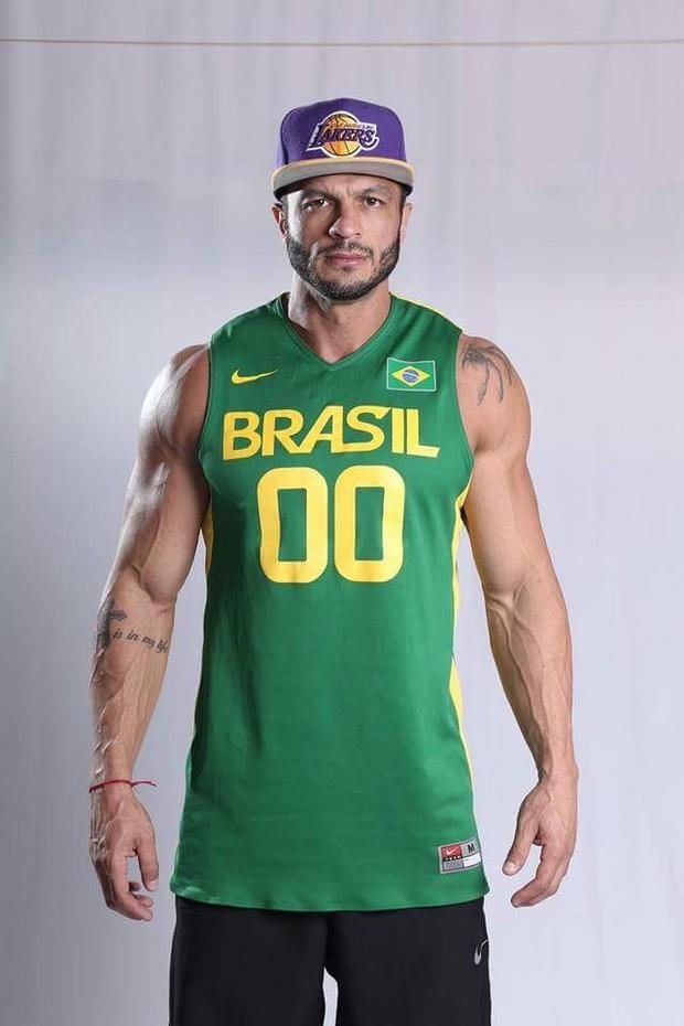 Kleber Bambam (Foto: Divulgação/ MF Models Assessoria )