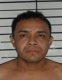 Herculano de Souza está foragido desde o ano passado da Penitenciária Agrícola de Monte Cristo (Foto: Divulgação/Dicap)