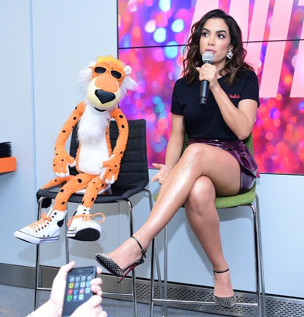 Anitta (Foto: Leo Franco/ AgNews)