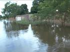 Temporais provocam estragos no Rio Grande do Sul e na Bahia