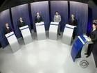 Candidatos discutem propostas para Joinville em debate na RBS TV