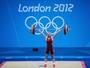 Por doping, levantadora de peso da Ucrânia tem medalha olímpica retirada
