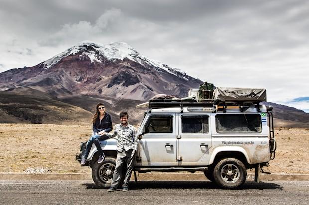 Riobamba, Equador (Foto: Leonardo Spencer/Viajo Logo Existo)