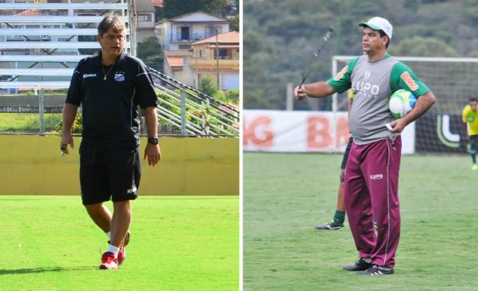 Bragantino América-MG (Foto: Montagem/GloboEsporte.com)