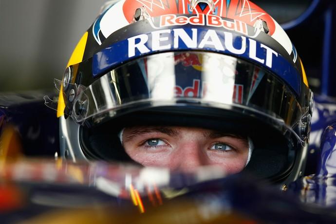 Verstappen não sente a pressão de estar na F-1 (Foto: Getty images)
