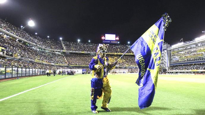 Boca Juniors X River Plate - La Bombonera (Foto: Agência EFE)