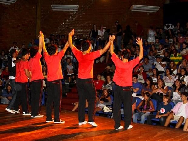 Espetáculo Palavras Improvisadas (Foto: Divulgação)
