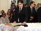 Corpo de Ronaldo Cunha Lima será enterrado neste domingo na Paraíba