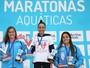Poliana Okimoto vence 3ª etapa do Brasileiro de Maratonas Aquáticas