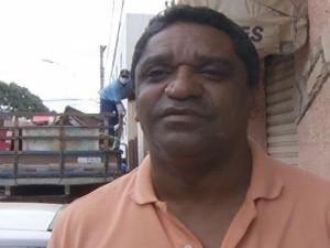 Edvaldo Freitas, coordenador do CCZ Montes Claros. (Foto: Reprodução / Inter TV)