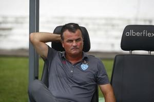 Mazola Júnior, técnico do Paysandu (Foto: O Liberal)