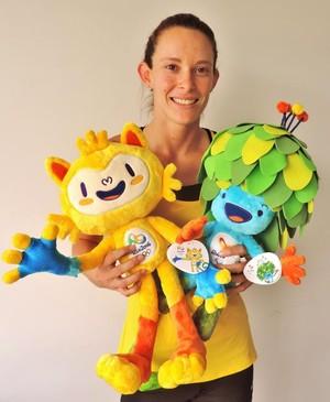 Fabiana Murer - atletismo (Foto: Reprodução/Facebook)
