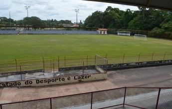 Federação do AP cancela jogos do estadual no Estádio Augusto Antunes