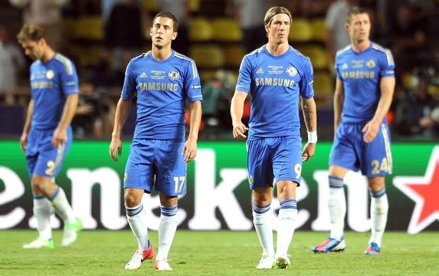 Chelsea e Atlético de madrid (Foto: Getty Images)