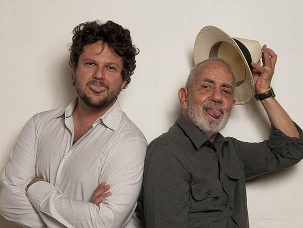 """Selton Mello e Paulo José estiveram juntos no filme """"O Palhaço"""" (Foto: Divulgação)"""