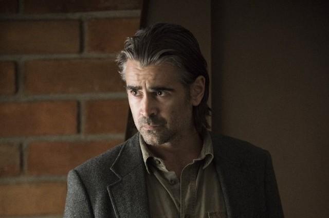 Colin Farrell em 'True detective' (Foto: Divulgação)