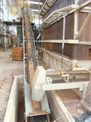 Resíduos industriais podem virar matéria-prima ou até mesmo fonte de energia (Foto: Divulgação / Ebata)