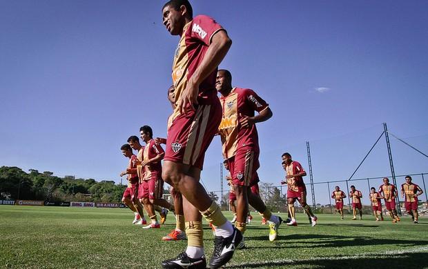 Treino do Atlético-MG (Foto: Bruno Cantini / Flickr Atlético-MG)