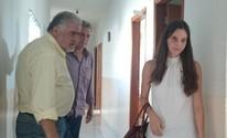 Mãe presta novo depoimento (Marcos Lavezo/G1)