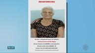 Mistério em desaparecimento de idosa