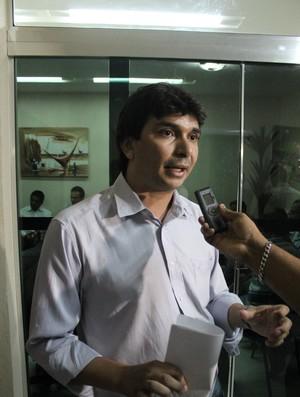 Marcos Guilherme; Comercial-PI (Foto: Renan Morais)