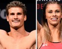 """""""Queridinhos"""", Northcutt e VanZant entram em ação no UFC Sacramento"""