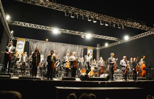 1ª edição do projeto Estação Anhanguera. (Foto: Valter Mustafé/TV Anhanguera)