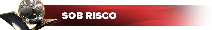 Headers série B Sob Risco (Foto: Editoria de Arte)