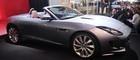 Jaguar mostra o F-Type (Raul Zito/G1)