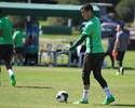 Pressão e grama ruim: jogadores do Coritiba rechaçam favoritismo em semi