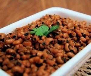 Feijão fradinho com camarão seco: receita da Bela Gil
