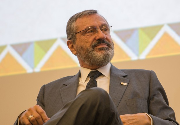 O ministro da Justiça, Torquato Jardim (Foto: Adalberto Carvalho/Ascom-CGU)