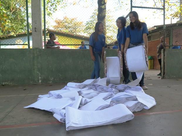 Gastos com produtos chegam a R$1 mil (Foto: Guilherme Lucio/G1)