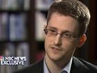 Há um ano, Snowden chegava em Moscou como refugiado dos EUA